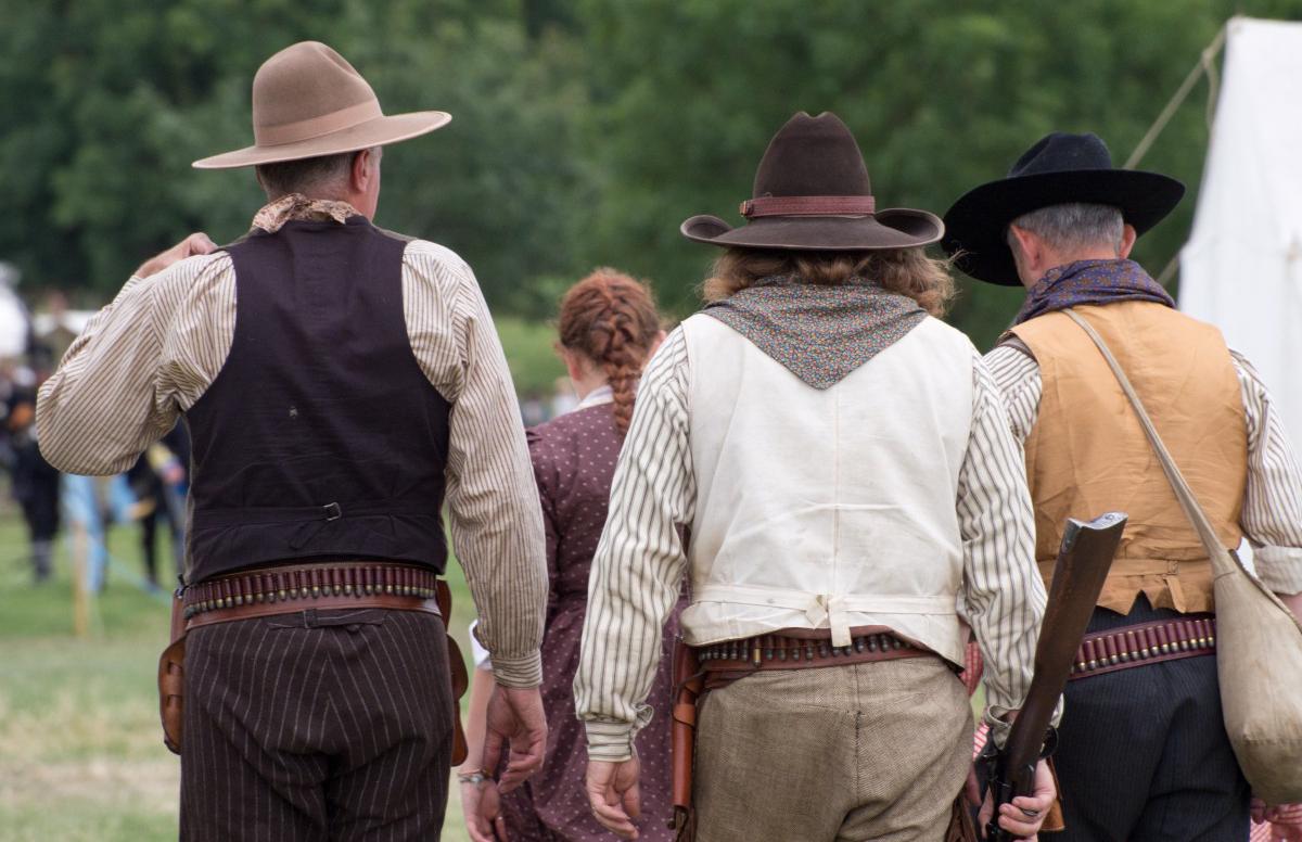 3aee5af4273be Ideas para disfrazarte en carnaval  sé un Cowboy - Corbeto s Boots Blog