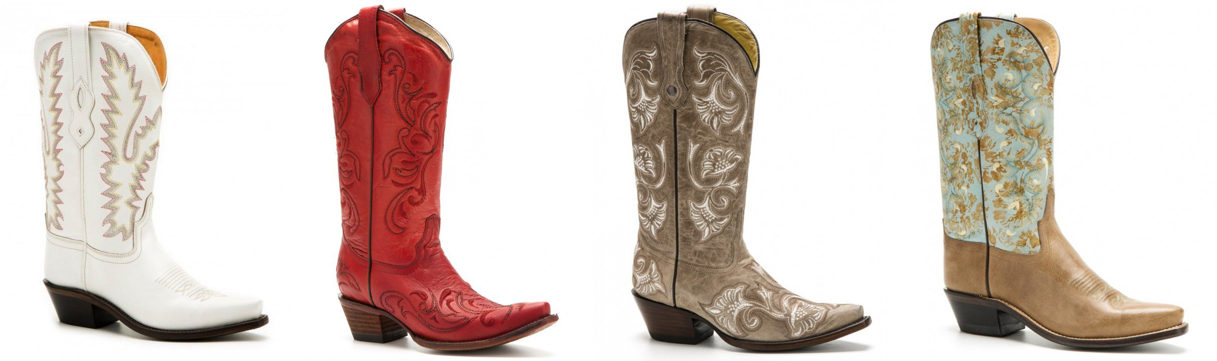 Cowboy boots, your style also in summer