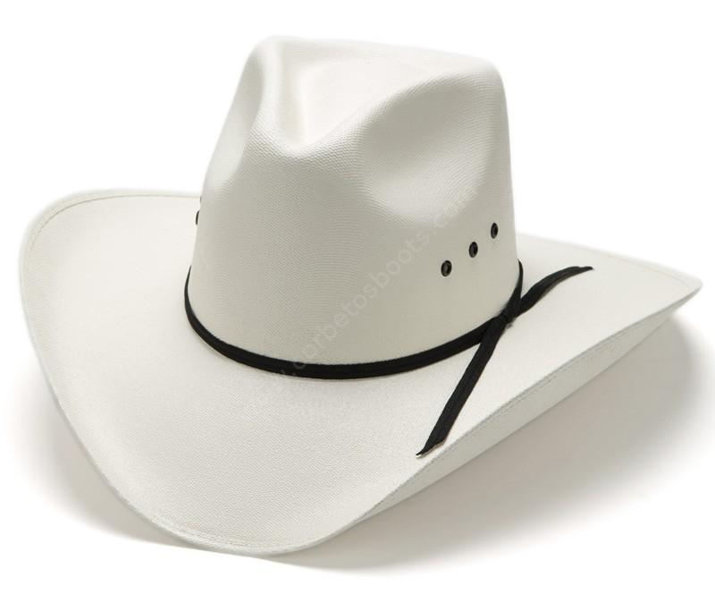 ebcc1859b1292 White bangora straw cowboy hat