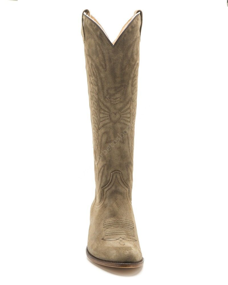 8840 Debora Old Martens Corda   Bota mujer Sendra Boots caña