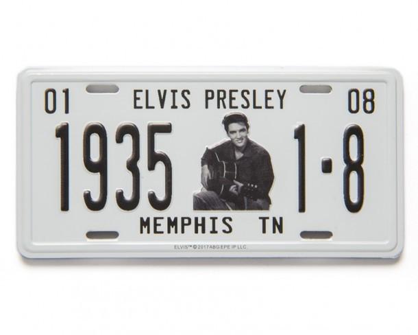 Memphis Elvis Presley Fridge Magnet