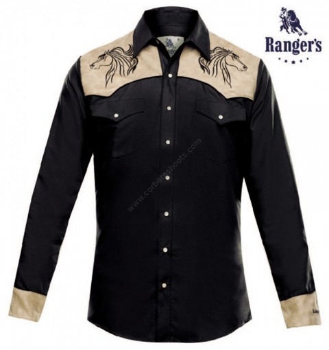 Black mens Ranger