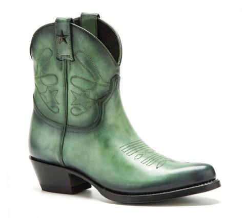 be2357937 Sendra and Mayura summer collection cowboy and biker boots - Corbeto's Boots