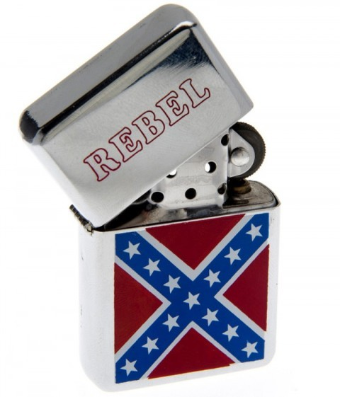 Southern flag lighter