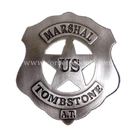 Insignia US Marshal Tombstone