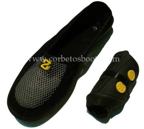 Zapatilla Pocket Slippers NEGRA