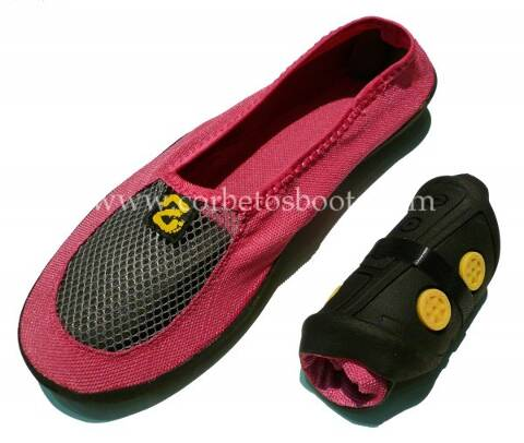 Zapatilla Pocket  Slippers ROSA