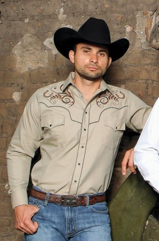 Start updating your cowboy wardrobe with this flawless Ranger
