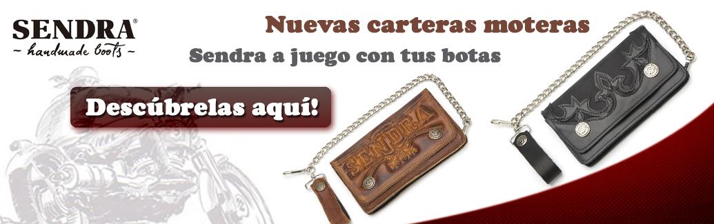 Carteras Cadena Sendra