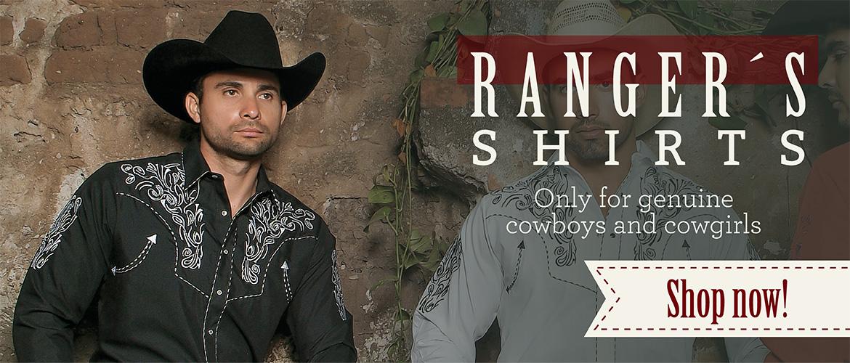 Camisas rangers