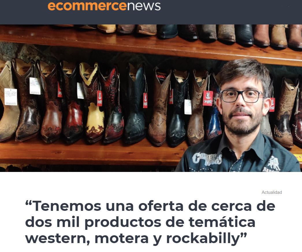 Entrevista eCommerce News